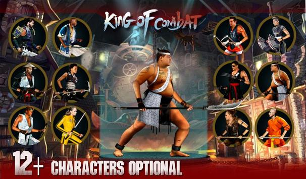 The King of Kungfu Fighting apk screenshot