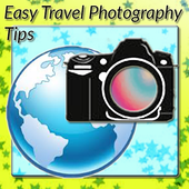 Easy Travel Photography Tips icon
