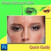 Photo Retouch Skin Quick Guide icon