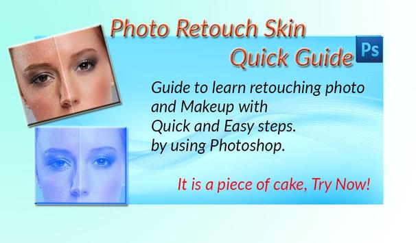 Photo Retouch Skin Quick Guide apk screenshot