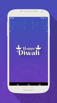 Wishing Diwali & New Year Greetings 2018 poster