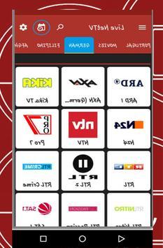 Live NetTv Tips poster