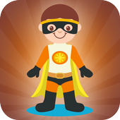 Zıplayan Altın Kahraman Jumbo icon