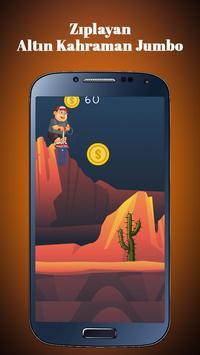 Zıplayan Altın Kahraman Jumbo poster