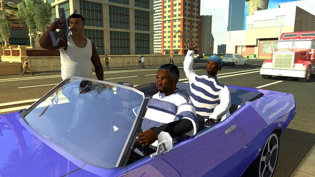 Gang Wars of Vegas poster