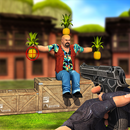 Pineapple Shooter 3D APK