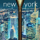 New York Zipper Lock Screen icon