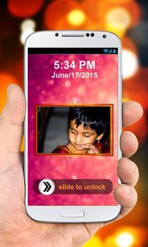 My Photo Lock Screen screenshot 1