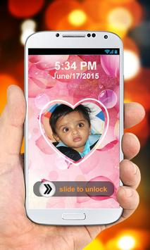 My Photo Lock Screen screenshot 2