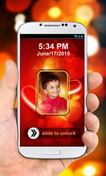 My Photo Lock Screen screenshot 3