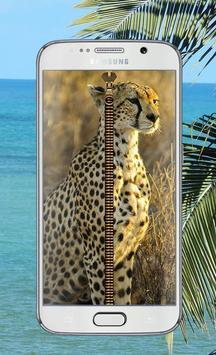 Cheetah Screen Lock poster