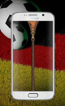 German football Lock Screen apk screenshot