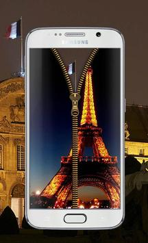 Paris Zipper Eiffel Tower screenshot 3