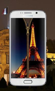 Paris Zipper Eiffel Tower screenshot 2