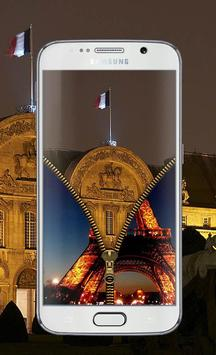 Paris Zipper Eiffel Tower screenshot 5