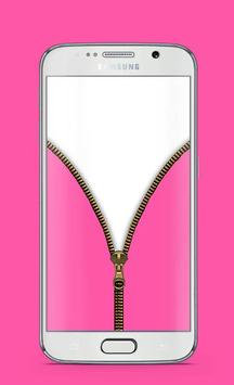 Pink Lock Screen apk screenshot