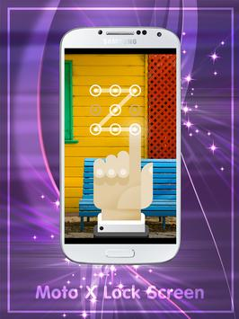 Lock Screen Galaxy S5 poster