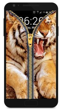 Tiger zipper 2 - fake screenshot 4