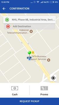 ZippleCar Passenger Version screenshot 1