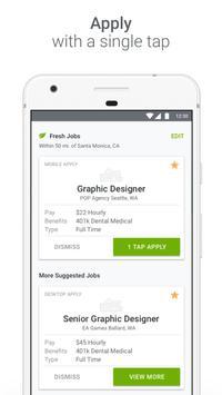 Job Search by ZipRecruiter apk screenshot