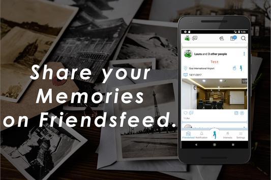 Krossways - A Complete Social Networking App screenshot 2