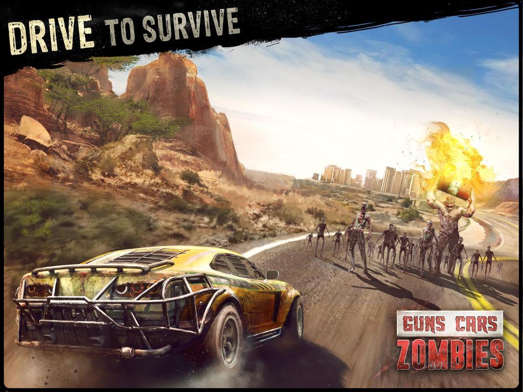 guns cars and zombies mod apk 2.3.2