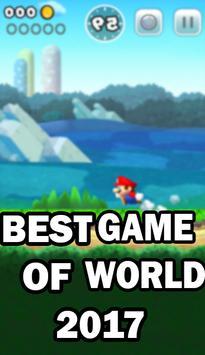Pro Tips Super Mario Run poster
