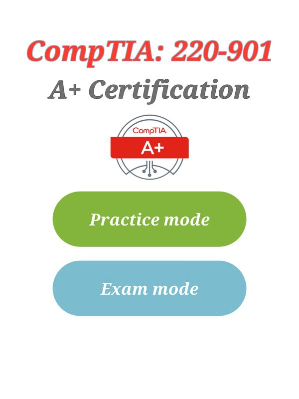 Comptia A Certification Exam220 901 For Android Apk Download