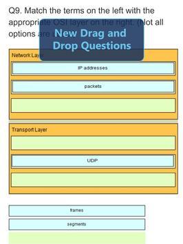 CompTIA Network+ Certification: N10-006 Exam screenshot 12