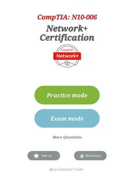 CompTIA Network+ Certification: N10-006 Exam screenshot 14