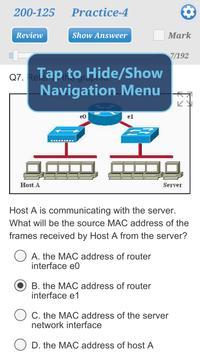 CompTIA Network+ Certification: N10-006 Exam screenshot 2
