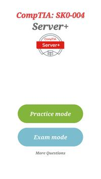 CompTIA Server+ Certification: SK0-004 Exam poster