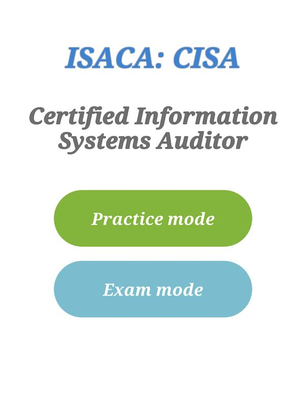 Cisa Certification Exam For Android Apk Download
