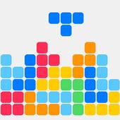 Russian Blocks Brain Puzzle icon