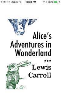 Alice's Adventures In Wonderland poster