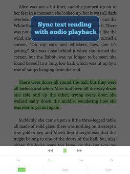 Alice's Adventures In Wonderland apk screenshot