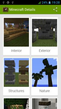 Details for Minecraft poster