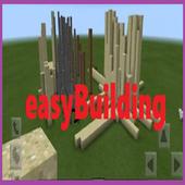 easyBuilding Mod Minecraft PE icon