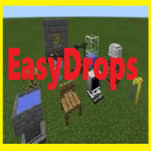 EasyDrops Mod For Minecraft PE icon