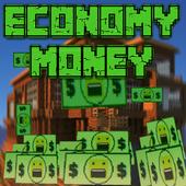 Economy Money Mod Minecraft PE icon