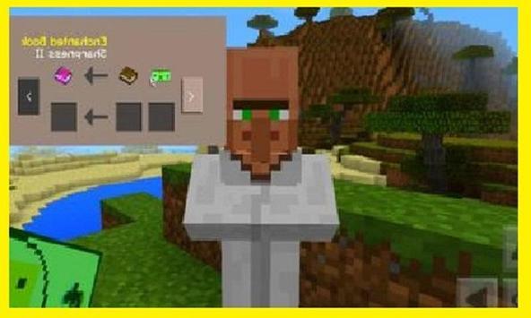 Economy Money Mod Minecraft PE poster