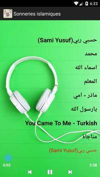 sonnerie islamique screenshot 3