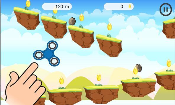 Tappy Fidget - challenge screenshot 2