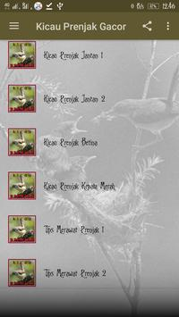 Kicau Prenjak Gacor screenshot 1