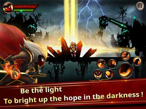 Stickman Legends: Ninja Warriors - Shadow of War poster