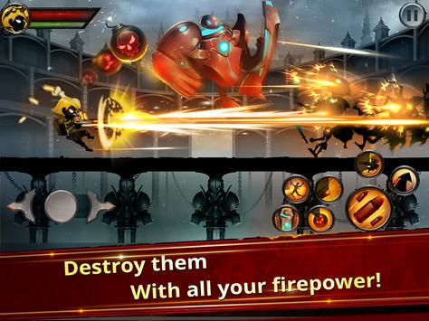 Stickman Legends - Ninja Warriors: Shadow War apk screenshot