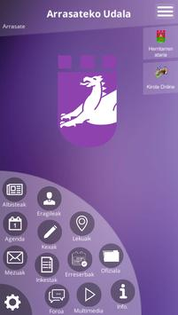 ArrasateON apk screenshot