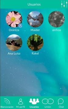 Blancorazón - Red social espiritual y esotérica screenshot 4
