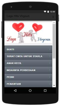 Lagu Hits Virgoun screenshot 3