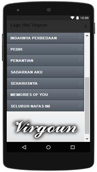 Lagu Hits Virgoun screenshot 1